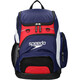 speedo Teamster Backpack 35l Navy/Red/White